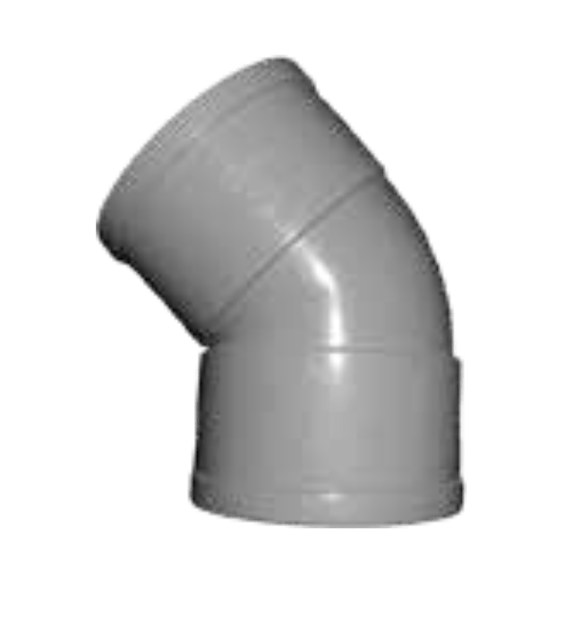 No. 03 UPVC Elbow