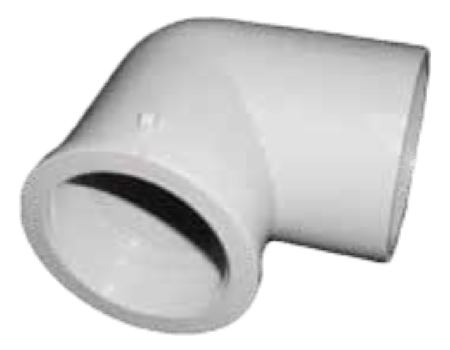 No. 16 UPVC Female Elbow