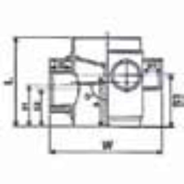No. 18 UPVC Floor Trap - MAC-Type - Diagram