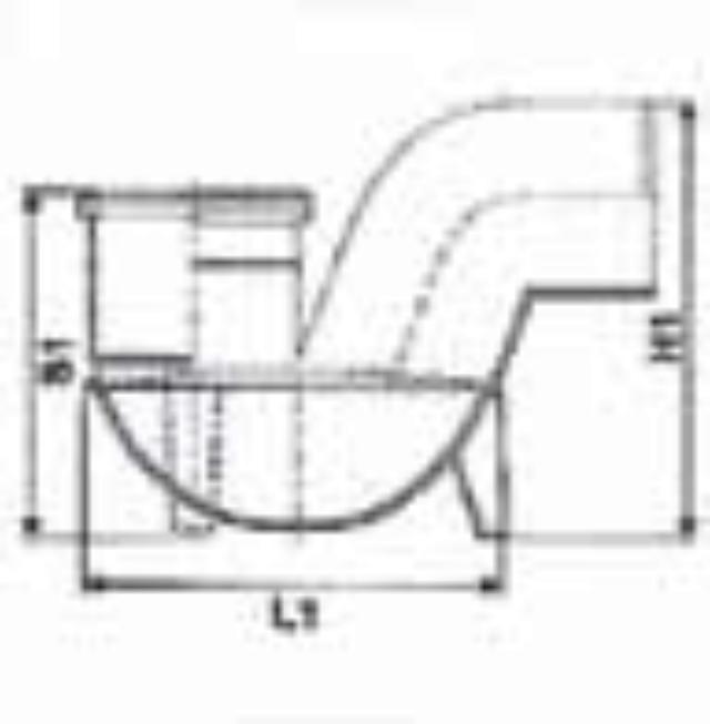 No. 22 P/Trap - Diagram
