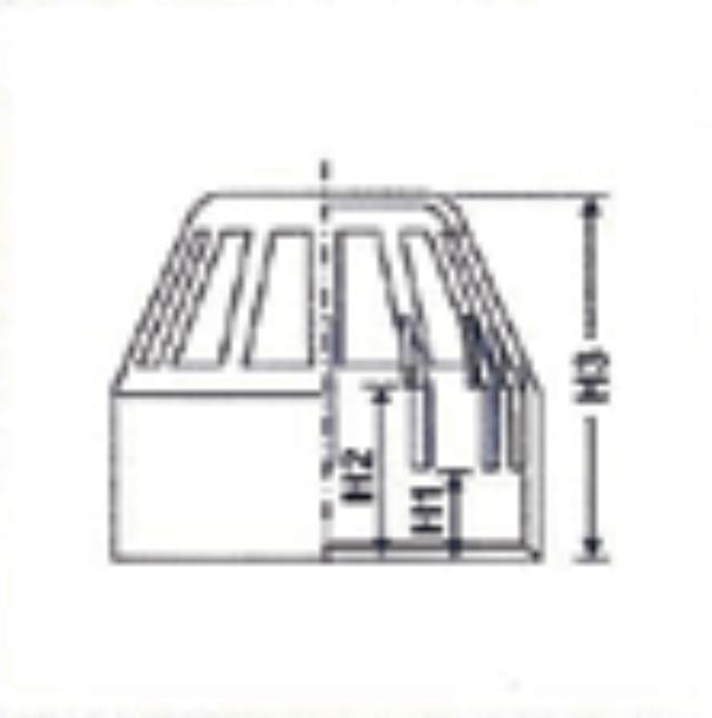 No. 33 Vent Cowl - Diagram