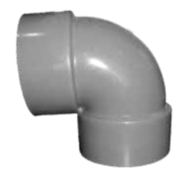 No. 42 PVC Elbow