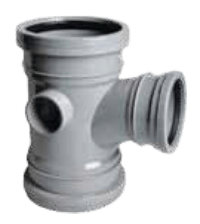 No. 65 UPVC Reducer Tee