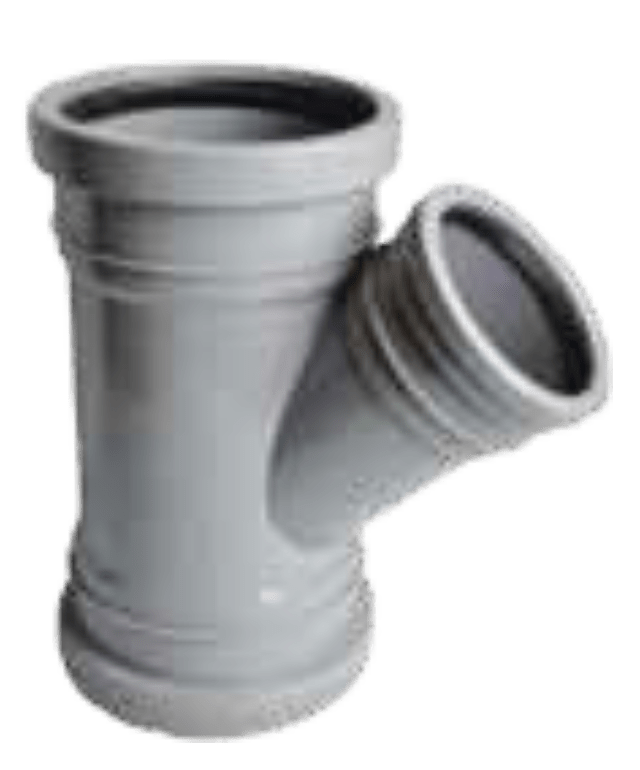 No. 67 UPVC Reducer Yee